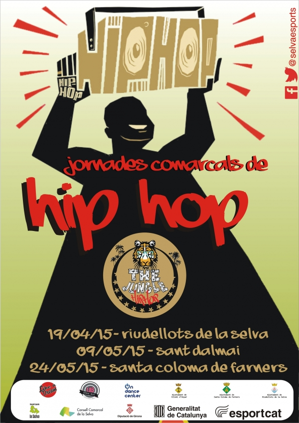 cartell hiphop 2015