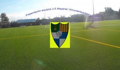 Camp de futbol municipal de ma anet de la selva esports del consell comarcal de la selva - El tiempo en macanet de la selva ...